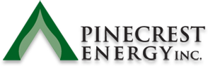 Pinecrest Energy logo