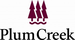 Plum Creek Timber logo