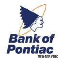 Pontiac Bancorp logo
