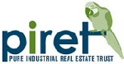 Pure Industrial Real Estate Trust logo