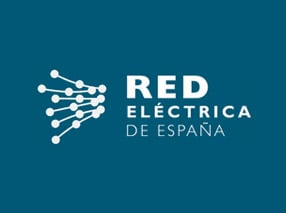 RED ELECTRICA C/ADR logo