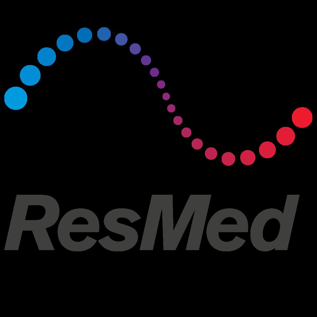 RESMED/IDR UNRESTR logo