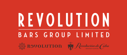 Revolution Bars Group PLC logo