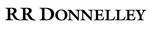 RR Donnelley & Sons logo