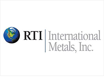 RTI International Metals logo