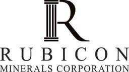 Rubicon Minerals Corp. logo