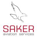 Saker Aviation Services logo