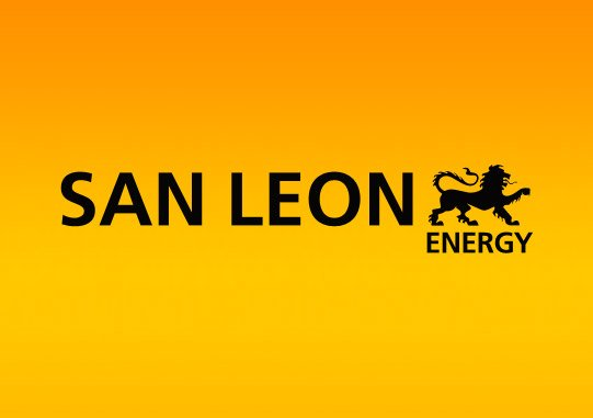 San Leon Energy logo