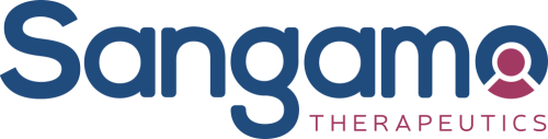 Sangamo Therapeutics logo