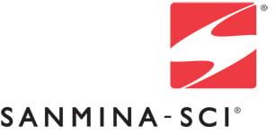 Sanmina logo