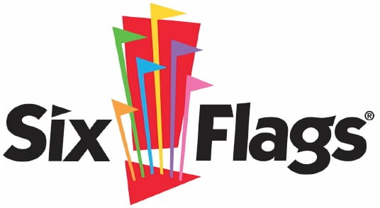 Six Flags logo
