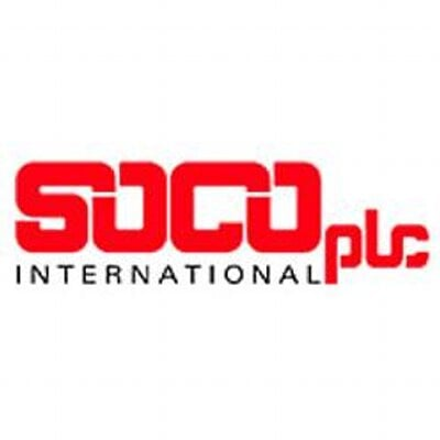 SOCO International plc logo