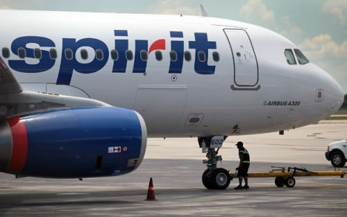 Spirit Airlines Incorporated logo