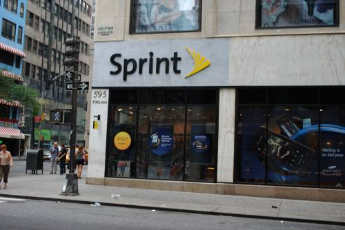 Sprint Corp logo