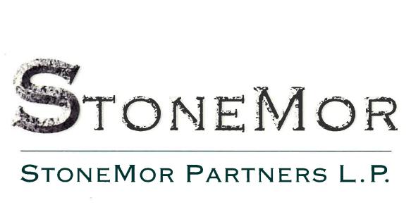 StoneMor Partners logo