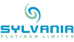 Sylvania Platinum Limited Cmn logo