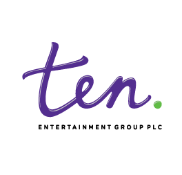 Ten Entertainment Group plc (TEG.L) logo
