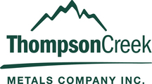 Thompson Creek Metals logo