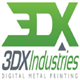 3DX Industries, Inc. logo