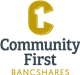 Community First Bancshares logo