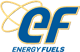 Energy Fuels logo