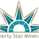 Liberty Star Uranium & Metals logo