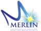 MERLIN ENTERTAI/S logo