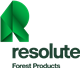 Resolute Forest Products logo
