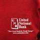 United National Bank logo