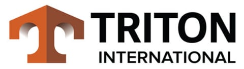Triton International Limited logo