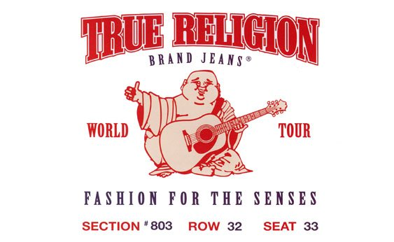True Religion Apparel logo