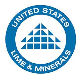 United States Lime & Minerals logo