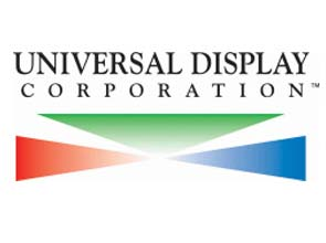 Universal Display Corp. logo