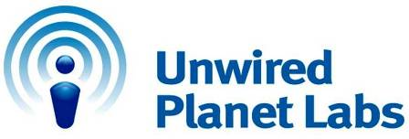 Unwired Planet logo
