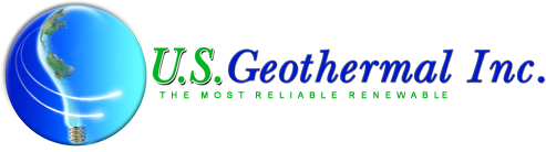 US Geothermal logo