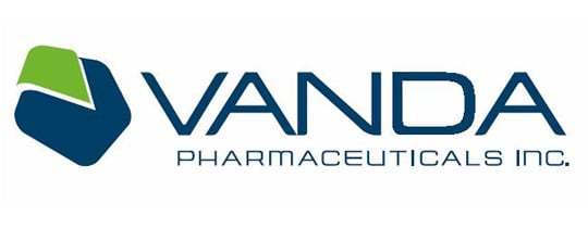 Nasdaqvnda vanda pharmaceuticals stock price price target more vanda pharmaceuticals logo malvernweather Choice Image