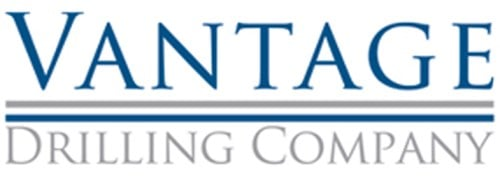 Vantage Drilling Company logo