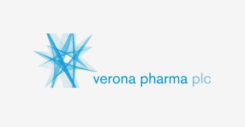 VERONA PHARMA P/S logo