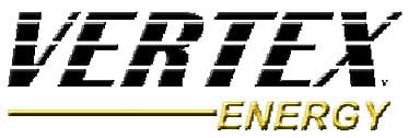 Vertex Energy logo