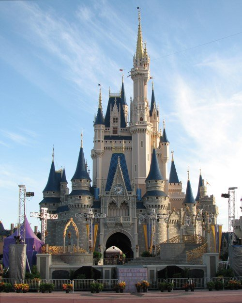 The Walt Disney Company logo