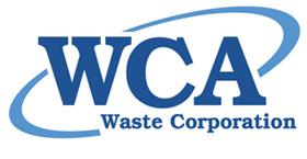 WCA Waste logo