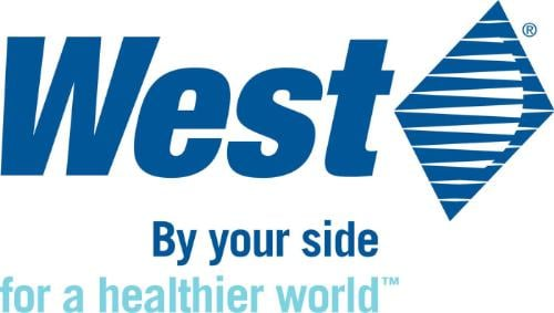 West Pharmaceutical Services logo