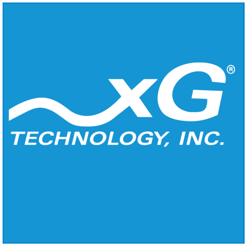 xG Technology logo