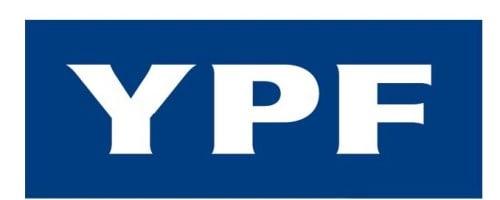 YPF SA logo