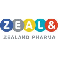 Zealand Pharma Aktieselskabet logo