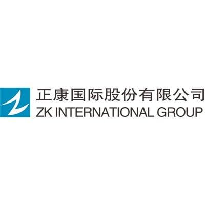 ZK International Group logo