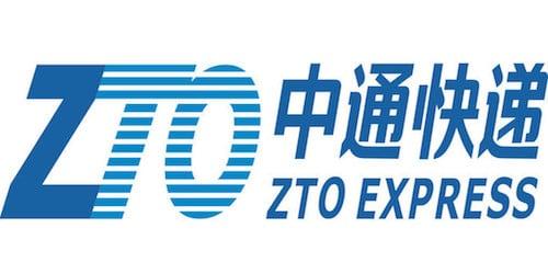 ZTO Express logo