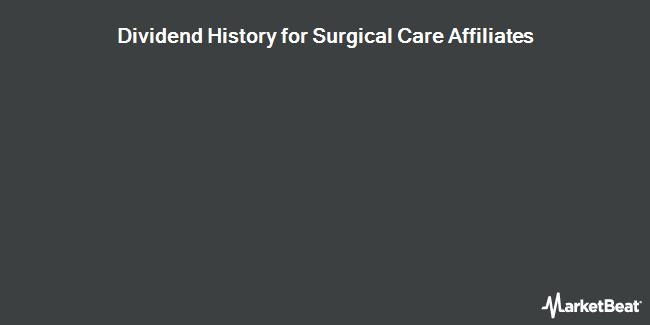 Dividend Payments by Quarter for Surgical Care Affiliates (NASDAQ:SCAI)