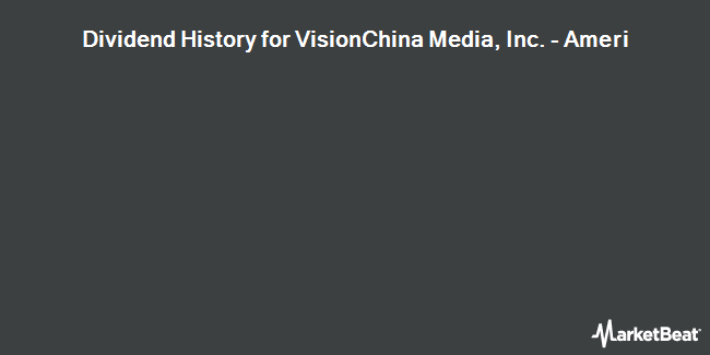Dividend Payments by Quarter for VisionChina Media (NASDAQ:VISN)