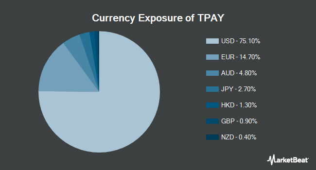 Currency Exposure of Tortoise Digital Payments Infrastructure Fund (BATS:TPAY)